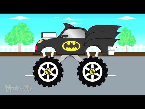 Auta Monster Truck Po Polsku HD Bajki Dla Dzieci Auta Bajki dla dzieci Po Polsku