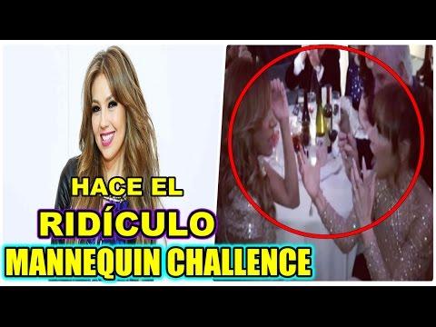 Xxx Mp4 Critican A Thalía Por FALLAR En MANNEQUIN CHALLENGE 3gp Sex