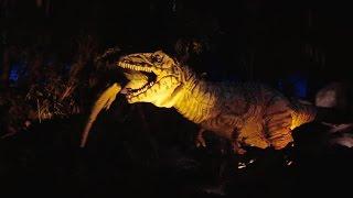 DINOSAUR Ride 2016, Low Light in Color, Disney's Animal Kingdom, Walt Disney World Resort