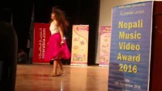 Pooja Sharma Dance in Abu Dhabi