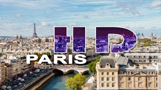 PARIS | FRANCE -  A TRAVEL TOUR - HD 1080P