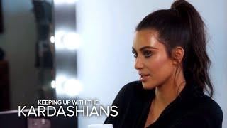 KUWTK | Rob & Chyna's Drama Worries Kim Kardashian | E!