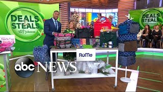 'GMA' Deals and Steals holiday edition: 16 exclusive eco-friendly gift picks