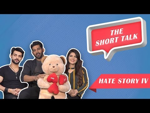 Xxx Mp4 The Short Talk Karan Wahi Vivan Bhathena Ihana Dhillon Talk About Their Film 'Hate Story 4' 3gp Sex