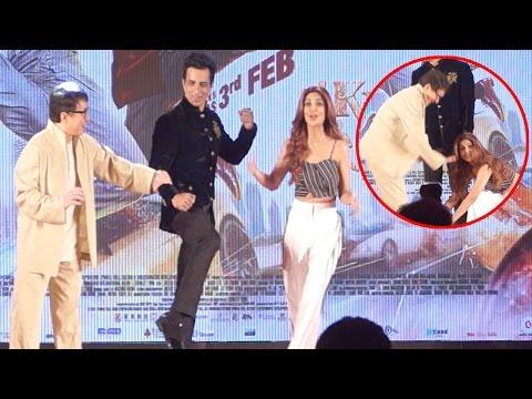 OMG !! Shilpa Shetty Awesome Kung Fu Stunt With Jackie Chan And Sonu Sood-- Kung Fu Yoga