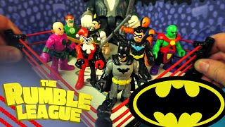 Batman Toys Battle Royal - Shake Rumble Batman & Justice League Toys Imaginext Batman Toys KidCity