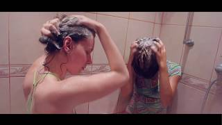 АСМР - ASMR Brushing Hair | Scalp Massage | Wash Hair | Water Sounds