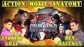 Captain America: Civil War (2016) | Action Movie Anatomy