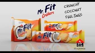Bisk Club - Mr. Fit Crackers TVC
