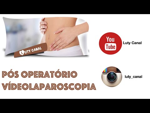 Pós Operatório Repouso da Videolaparoscopia