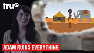 """Adam Ruins Everything - Why """"Buy One, Give One"""" Companies Don"""