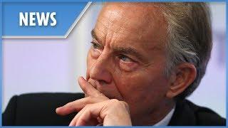 Tony Blair brands Brexit Britain a