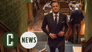 Kingsman 2 Star Colin Firth Comments on His Return | Collider News