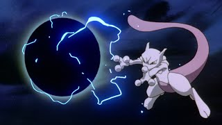 Pokemon Mewtwo Strikes Back : Final Scene