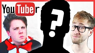 GUESS THAT YOUTUBER CHALLENGE - Denis, Alex, Corl & Sketch