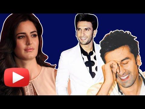 Ranbir Kapoor, Ranveer Singh Make FUN Of Katrina Kaif On TV Show Koffee With Karan