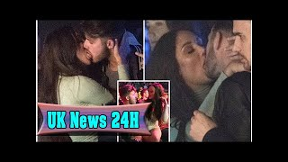Charlotte crosby passionately snogs joshua ritchie in newcastle  UK News 24H