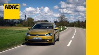 Autotest VW Golf 1.5 TSI I ADAC 2017