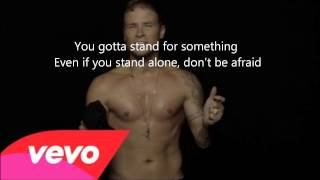 Backstreet Boys Show Em What You 're Made of Lyrics
