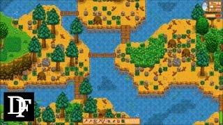 stardew valley riverland farm guide