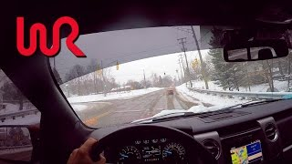2011 Ford F-150 FX4 4x4 - WR TV Snow POV Test Drive