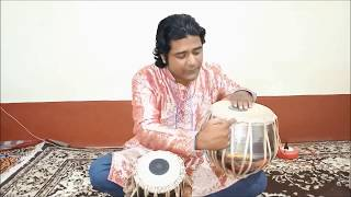Tabla Lesson 1 Hindi For Beginners || First Composition ||