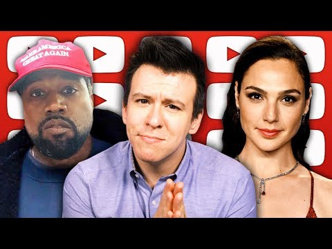 WOW Secret Recording Leaked Kanye Dragon Energy Breaks Twitter MKBHD Exposes Gal Gadot & More