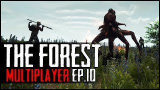 The Forest Multiplayer - Ep.10 : The DENMOTHER!