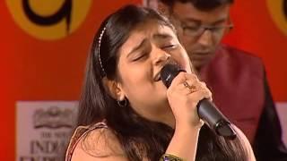 OLF 2015 - Concert by Ananya Nanda, winner of Junior Indian Idol 2015