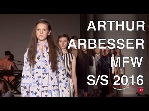 Xxx Mp4 ARTHUR ARBESSER WOMAN SPRING SUMMER 2016 FASHION SHOW 3gp Sex
