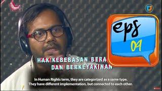 2015 Eps 4 Bicara HAM - Kebebasan Beragama