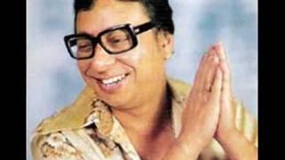 *****MONE PORE RUBY ROY*****R.D.BURMAN****RARE Solo Bengali Modern Song ******