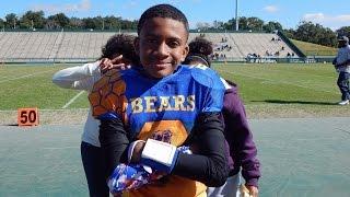 2014 D'Marre Craddock - Clay Bears Football 12u