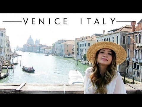 Travel Vlog Venice An Italian Love Affair HAUSOFCOLOR