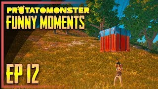 PUBG Funny Moments #12 | Best PUBG WTF Fails & Funny Moments (PlayerUnknown's Battlegrounds)