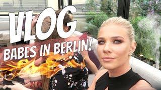 VLOG - BABES IN BERLIN!