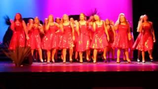 Wando Show Choir Cabaret 2016 - Love Shack