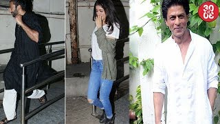 Navya Naveli On A Movie Date With A Mysterious Guy | Shahrukh On Never Retiring