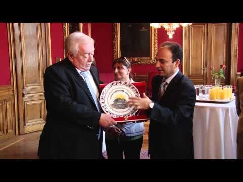 Diyarbakır kültürel programla Viyana`da