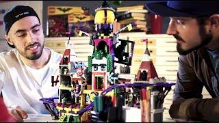 The Joker™ Manor Designer Video | LEGO Batman Movie | 70922