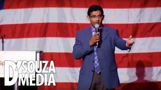 Dinesh D'Souza Speaks At Spokane County 2016 Lincoln Day Dinner