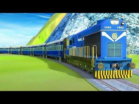 Indian Train Simulator : Train Wala Game Gameplay | New Indian Train Simulator Game in 2018