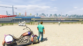 GTA Vice City Rage Classic Beta 4 Gameplay (4K)