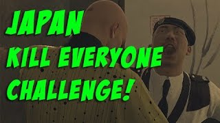 Japan Kill Everyone Challenge! - Hitman 2016