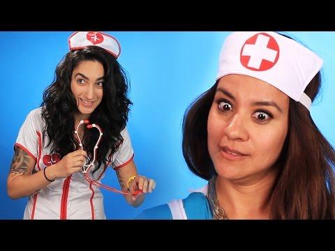 "Nurses Review ""Nurse"" Costumes"