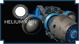 Helium Rain - (Space Corporation Building & Managing Game)