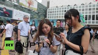 Download Japan: Pokemon Go finally launches in homeland of the phenomenon 3Gp Mp4