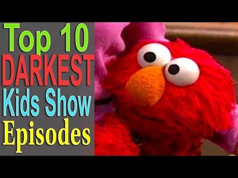Xxx Mp4 Top 10 Darkest Kids Show Episodes Ft BlameitonJorge 3gp Sex