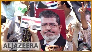 Rights Groups Slam Egypt's Government Over Morsi's Death