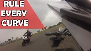 Preview - Rule Every Curve   The Masseter experience   Kari Motor speedway